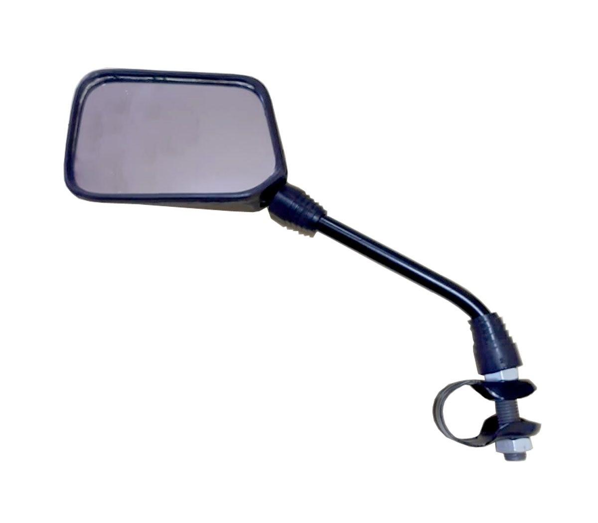 Retrovisor Esquerdo C/ abraçadeira Advance Bikelete / Mobilete