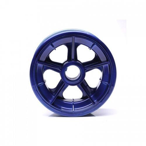 Roda Dianteiro Azul para Walk Machine