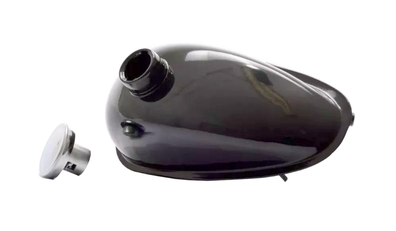 Tanque de Gasolina 3 Litros c/ Tampa para Bicicleta Motorizada Moskito