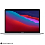 "Apple 13.3"" MacBook Pro M1 Chip with Retina Display (Late 2020, Space Gray) MYD82"