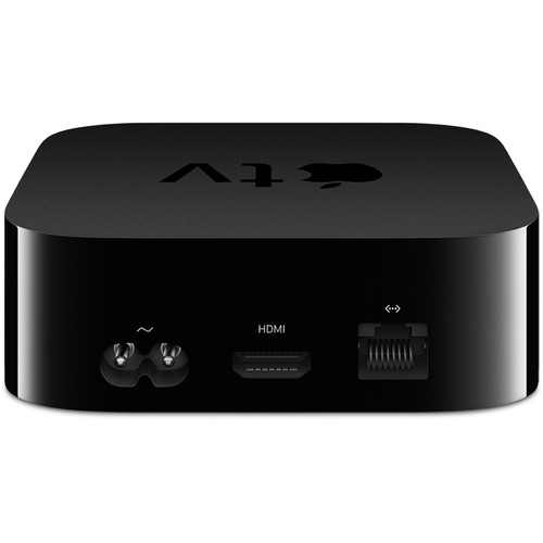 Apple TV 4K com 64 GB, conexão HDMI e Bluetooth para iPhone, iWatch, iPad, iPod, Mac - Apple - MP7P2