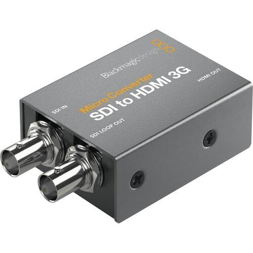 Blackmagic Design Micro Converter SDI to HDMI 3G Com Fonte