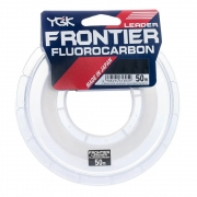 LEADER YGK FRONTIER 100% FLUORCARBONO 50M