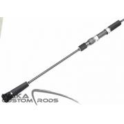"Vara Waka Custom Rods - Slight L Jig 100 g PE0.8-1.5 6'3"""