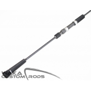 "Vara Waka Custom Rods - Slight S4 Jig 400 g PE3-4 6'3"""