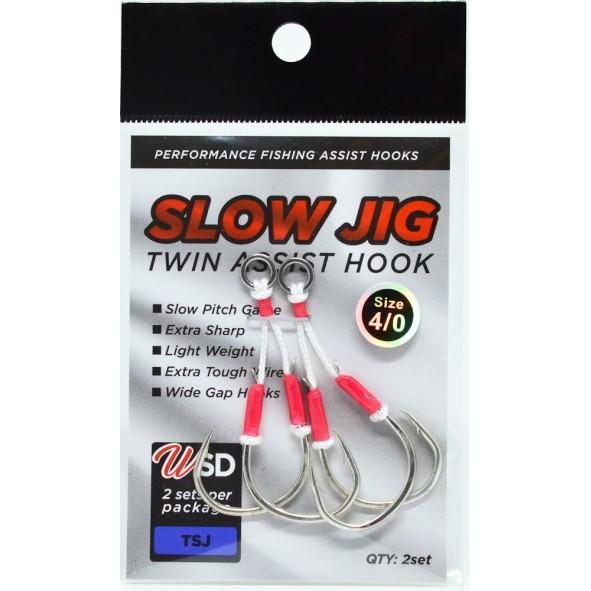 Assist Hook SLOW JIG WSD Fishing