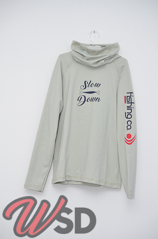 Camiseta Infantil Slow Down modelo Samurai by Fishing Co Atacama