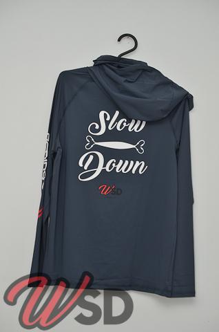 Camiseta Slow Down modelo Samurai by Fishing Co Clip