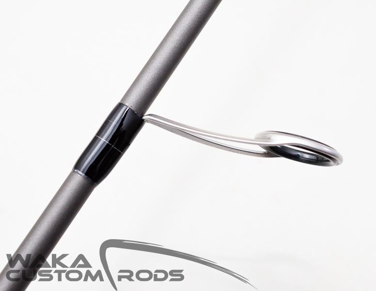 Vara Waka Custom Rods F3 Platinum 10-20 lbs para Molinete