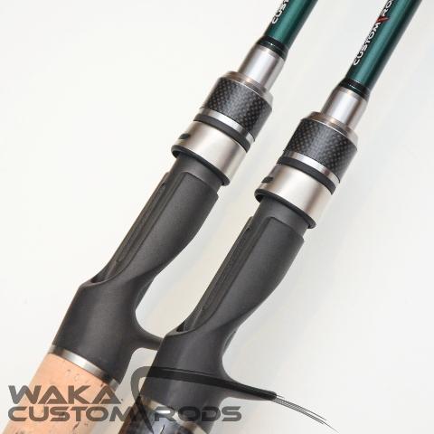 Vara Waka Custom Rods - Jig Head St. Croix SCV 8-14 lbs para Carretilha