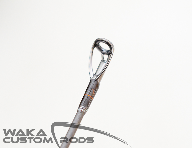 Vara Waka Custom Rods Tucuna Bait F3 Platinum 10-25 lbs