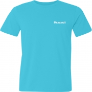 Camiseta Sasquatt Marca em Branco