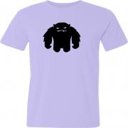 Camiseta Sasquatt Mascote em Preto