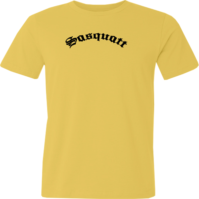 Camiseta Sasquatt Arco em Preto