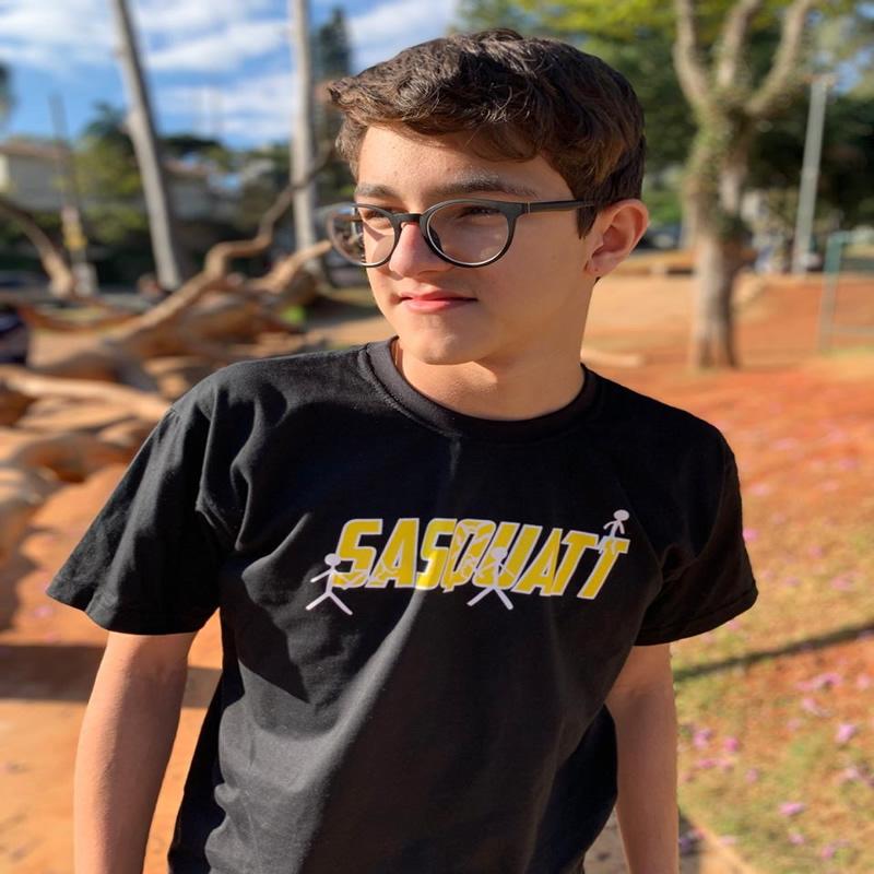 Camiseta Sasquatt Construction