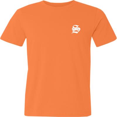 Camiseta Sasquatt S em Branco