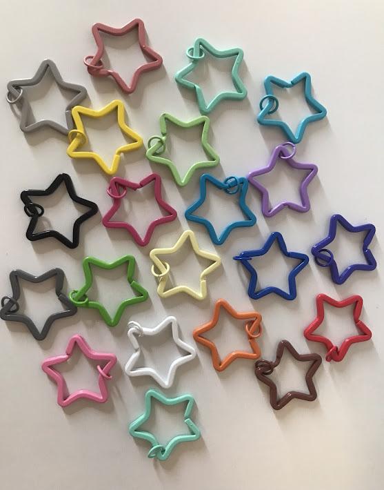Estrela Colorida