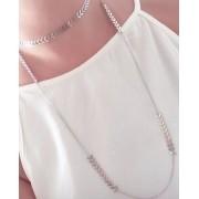 Composição de Chocker com colar longo Ramos ( vendidos separados)