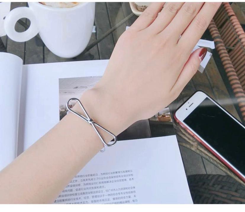 Bracelete Laço