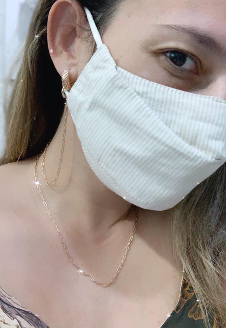 Segura Máscara