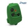 Controle De Portão Eletrônico Peccinin Nice Tx 3C Verde