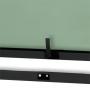 Janela Vitro Maxim-ar Alumínio Preto 0,50 x 0,50 C&B