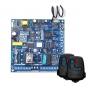 Motor Peccinin Portão Eletrônico Deslizante Super 1/2 Hp 220V