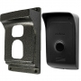 Protetor Para Interfone Intelbras Ipr 1010 Ivr 1010 Prata
