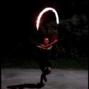 Corda de fogo - BLACK KEVLAR