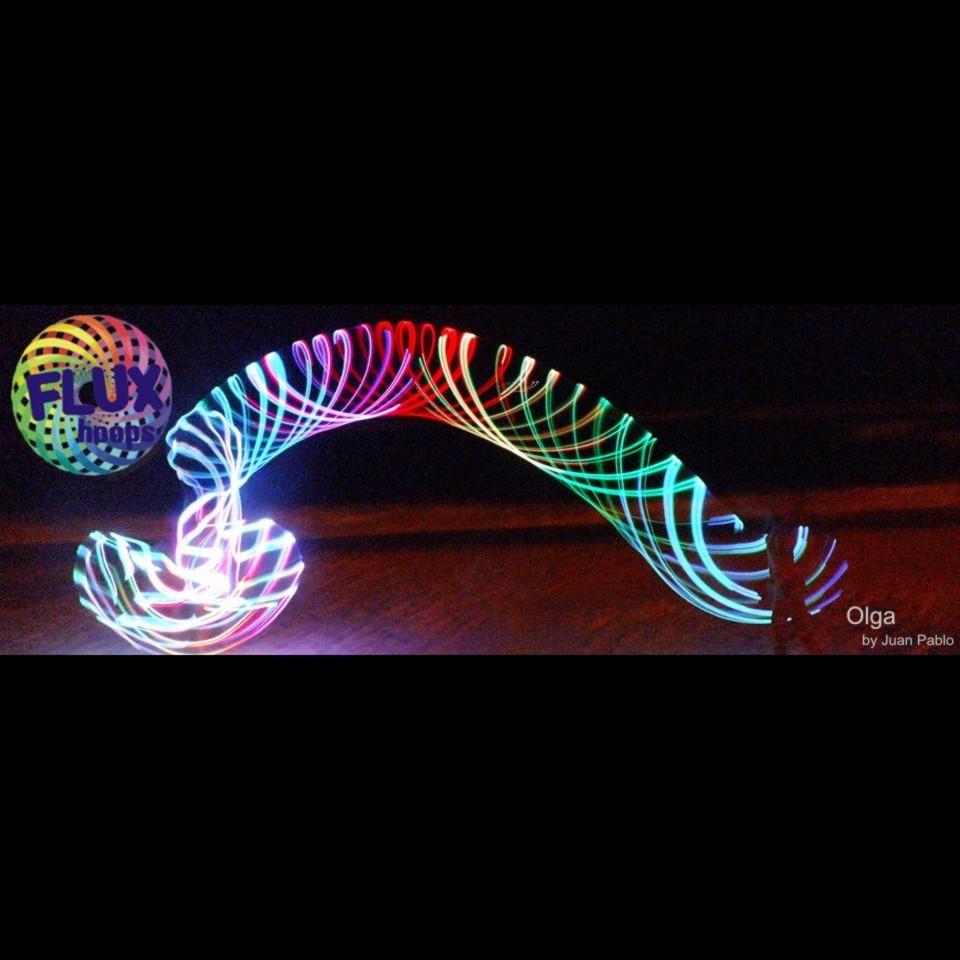 BamboLED LC - RGB LED HOOP