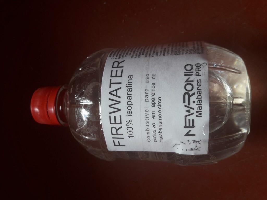FIREWATER - líquido de fogo - 100% Isoparafina purificada