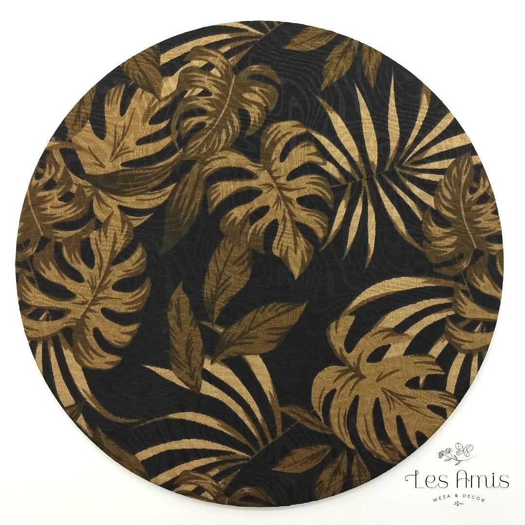 Capa Sousplat Costela Gold