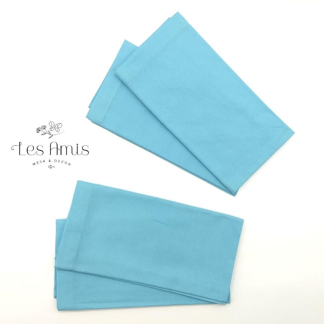 Guardanapo Liso Azul Tiffany
