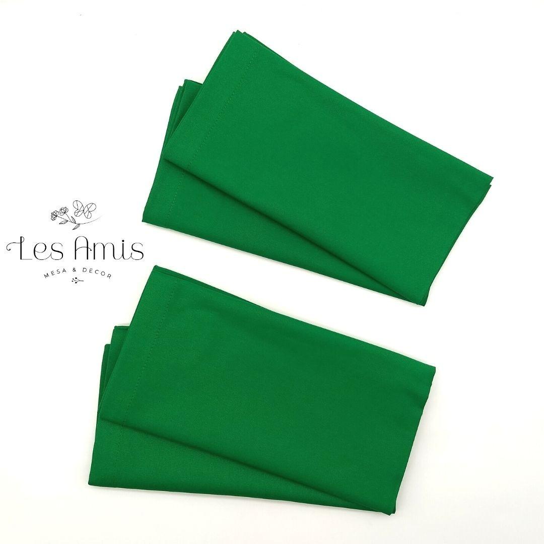 Guardanapo Liso Verde Brasil