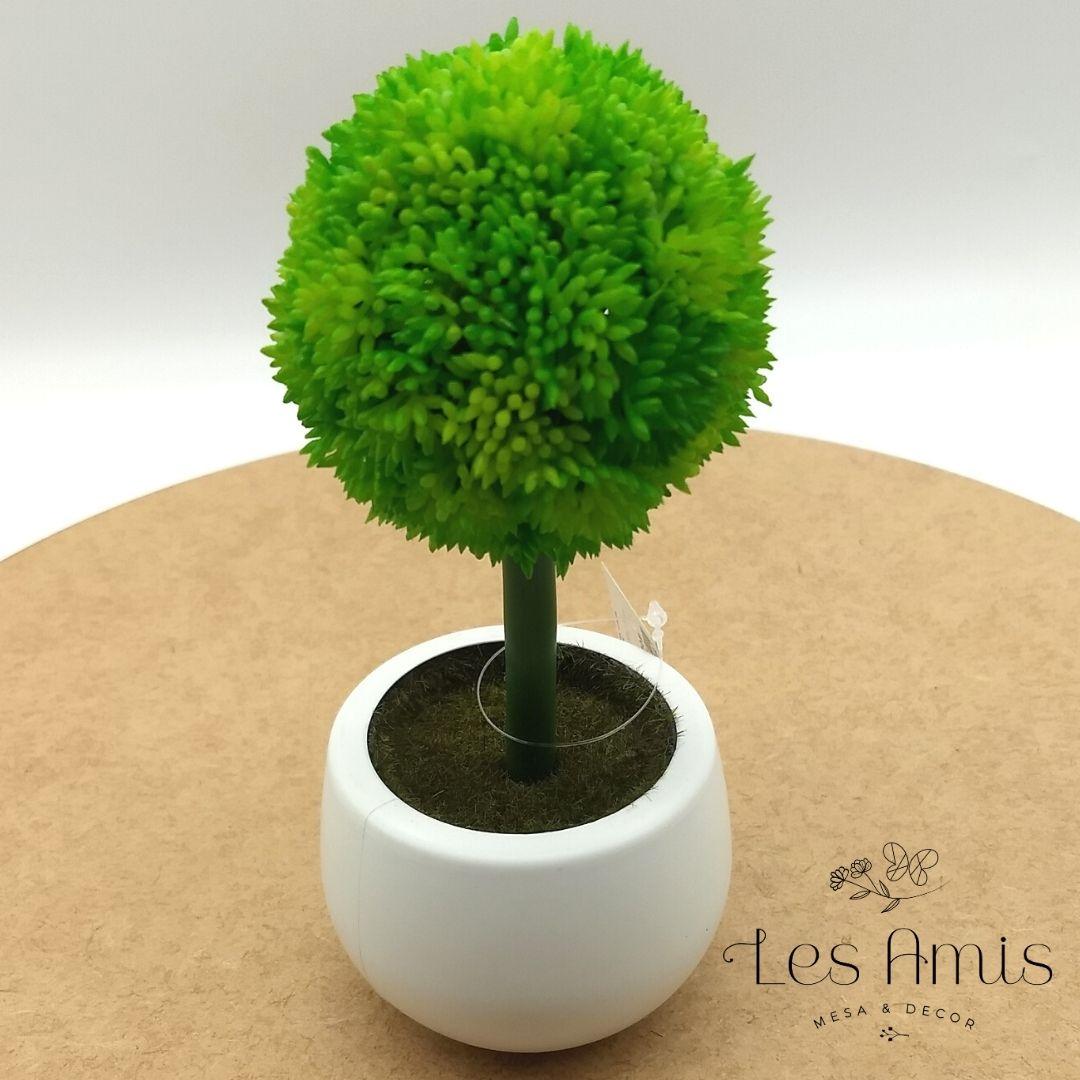Mini Árvore Artificial Sortida