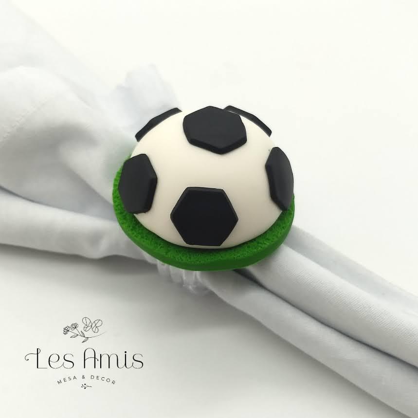 Porta Guardanapo  Bola de Futebol