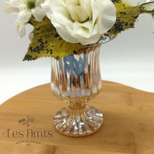 Vaso Renaissance Âmbar