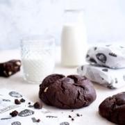Cookie Cacau, Doce de Leite e Nozes