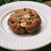 Cookie de Cranberry