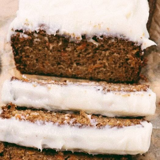 Carrot Cake - Bolo de Cenoura Americano  - Beth Bakery