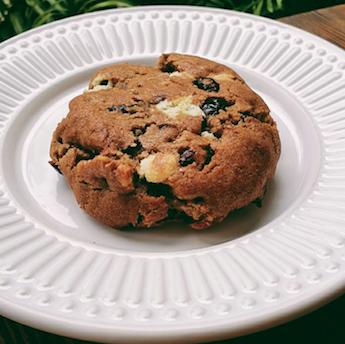 Cookie de Cranberry  - Beth Bakery