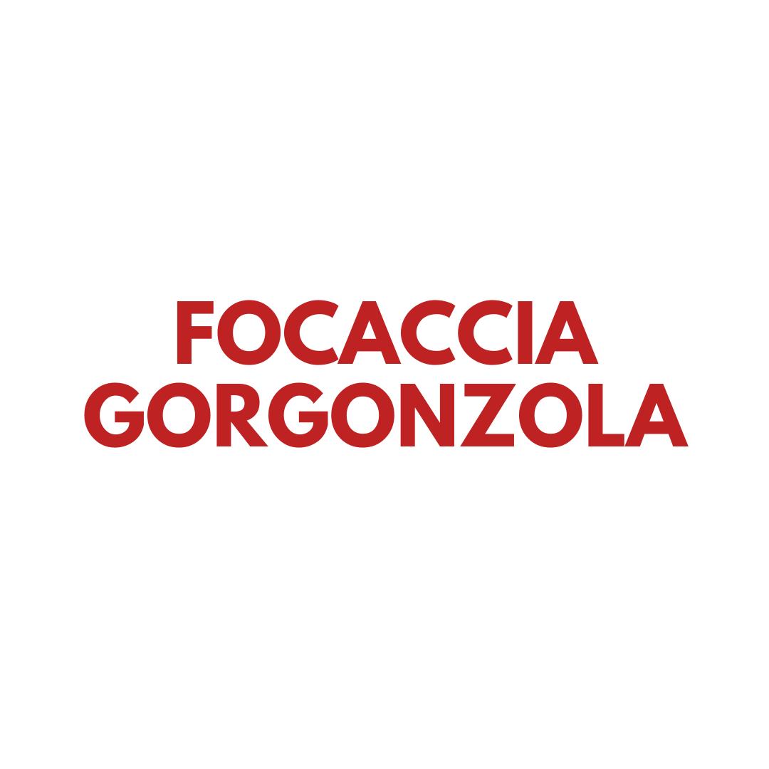 Focaccia Gorgonzola  - Beth Bakery