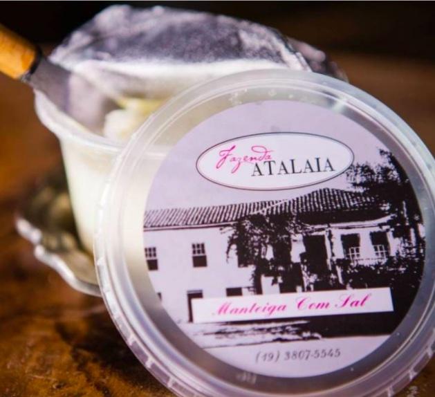 Manteiga - Fazenda Atalaia  - Beth Bakery