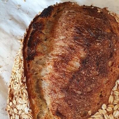 Pão de Aveia  - Beth Bakery