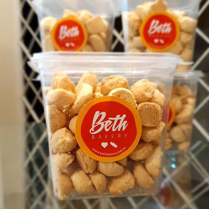 Sequilhos de Coco  - Beth Bakery