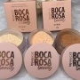 Pó Facial Solto - Boca Rosa