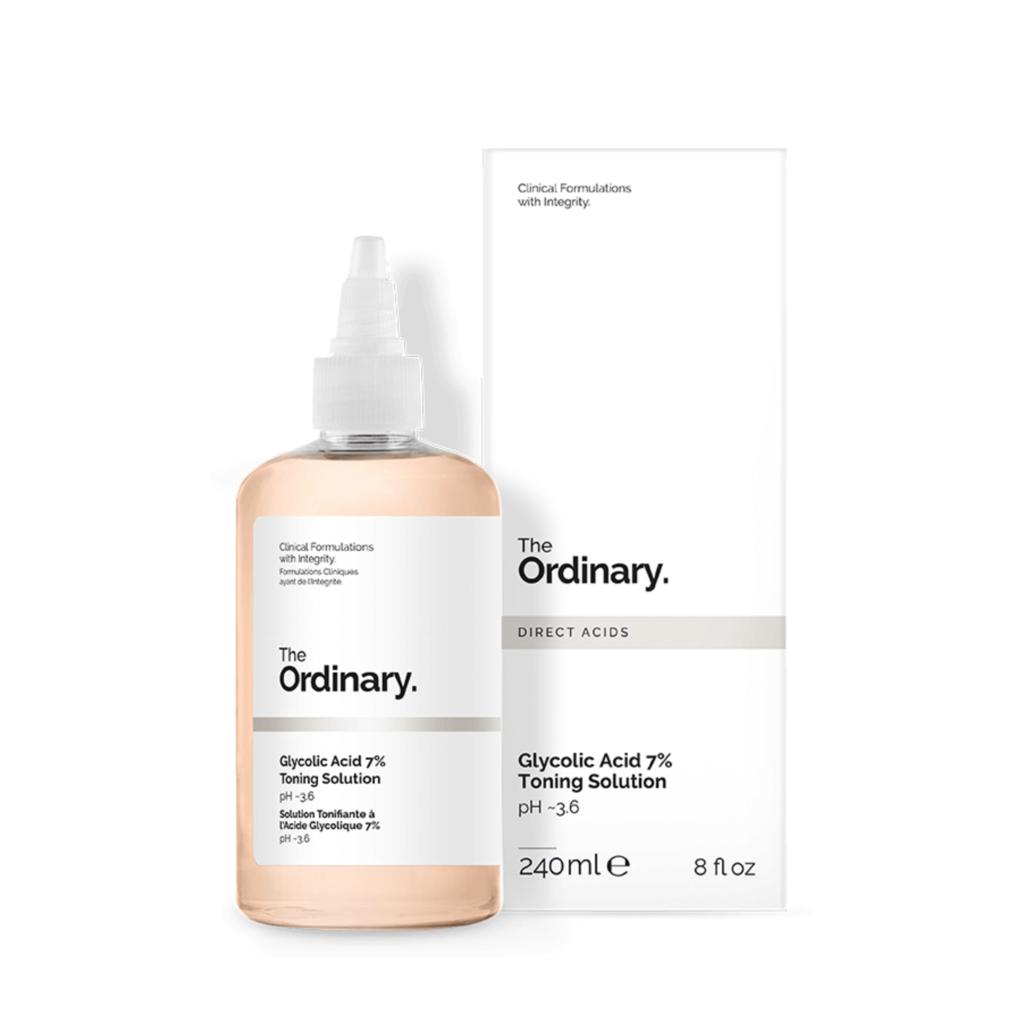 Ácido Glicolico 7% Toning Solution 240ml - The Ordinary