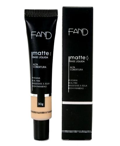 Base Liquida Matte - Fand