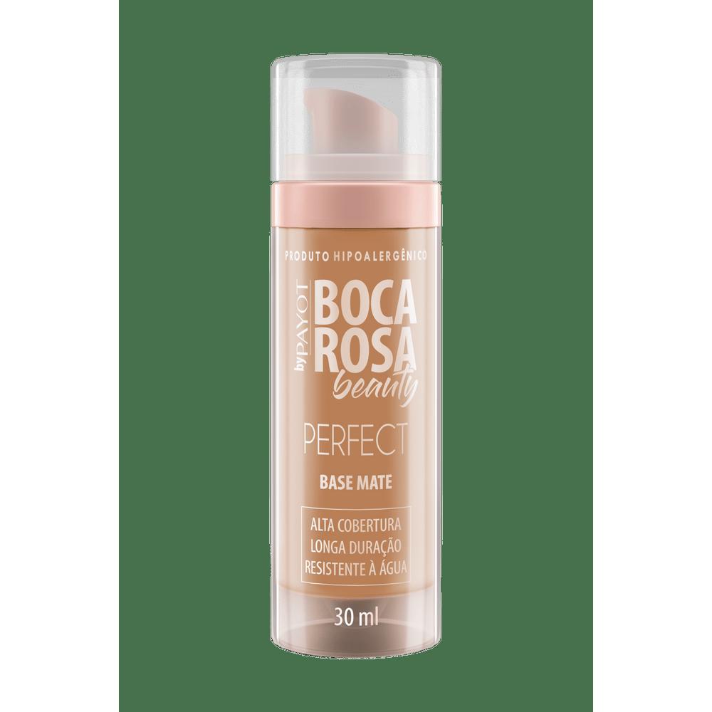 Base Mate HD - Boca Rosa
