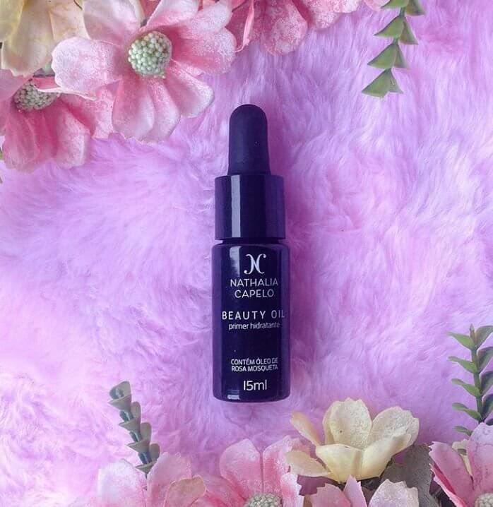 Beauty Oil - Nathalia Capelo